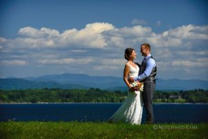 Read more about the article Miranda + Kane's Adirondack Backyard Wedding – Glens Falls Wedding Photographer