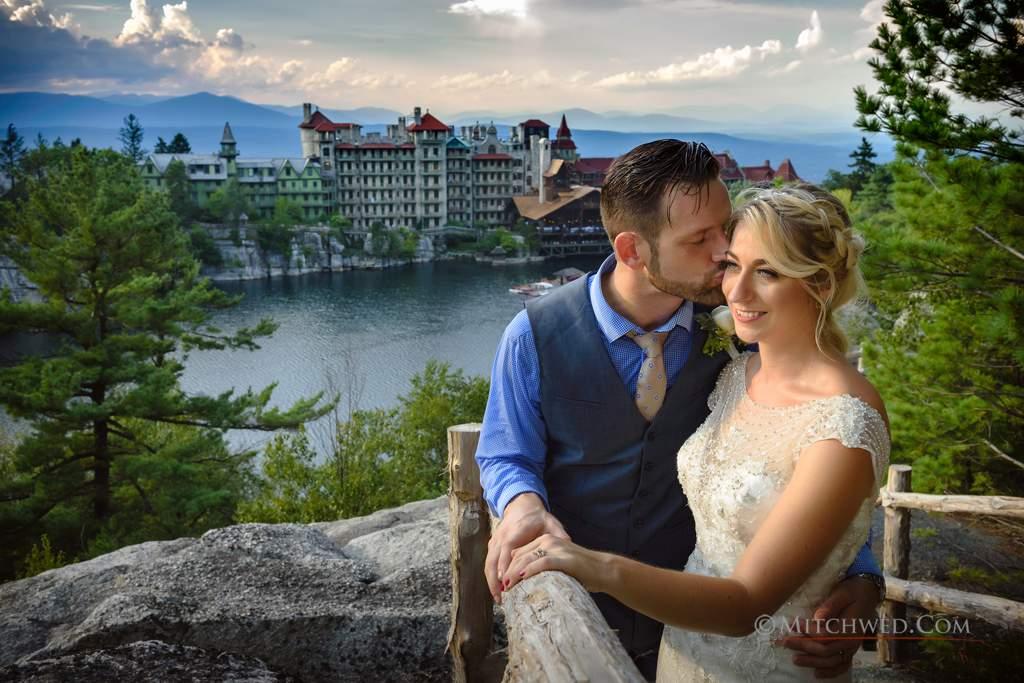 Jessica + Patrick's Mohonk Mountain House Wedding – New Paltz Wedding Photographer