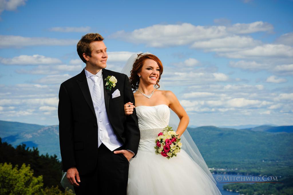 Cheryl + Ryan's Fort William Henry Wedding – Lake George Wedding Photographer