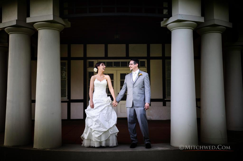 Nicole + Brendan's National Museum Of Dance Wedding – Saratoga Wedding Photographer