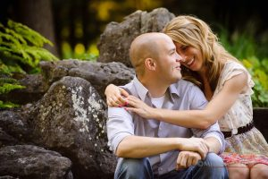 Read more about the article Alex + Steve's Yaddo Engagement Photos – Saratoga Springs Wedding Photographer