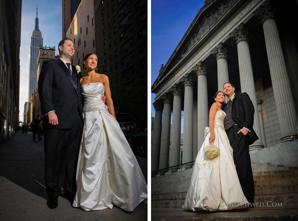 new york city wedding photo locations