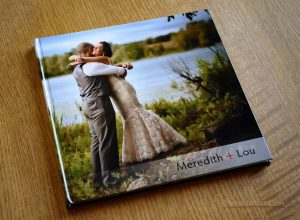 Read more about the article Coffee Table Book from Meredith + Lou's Albany County Wedding